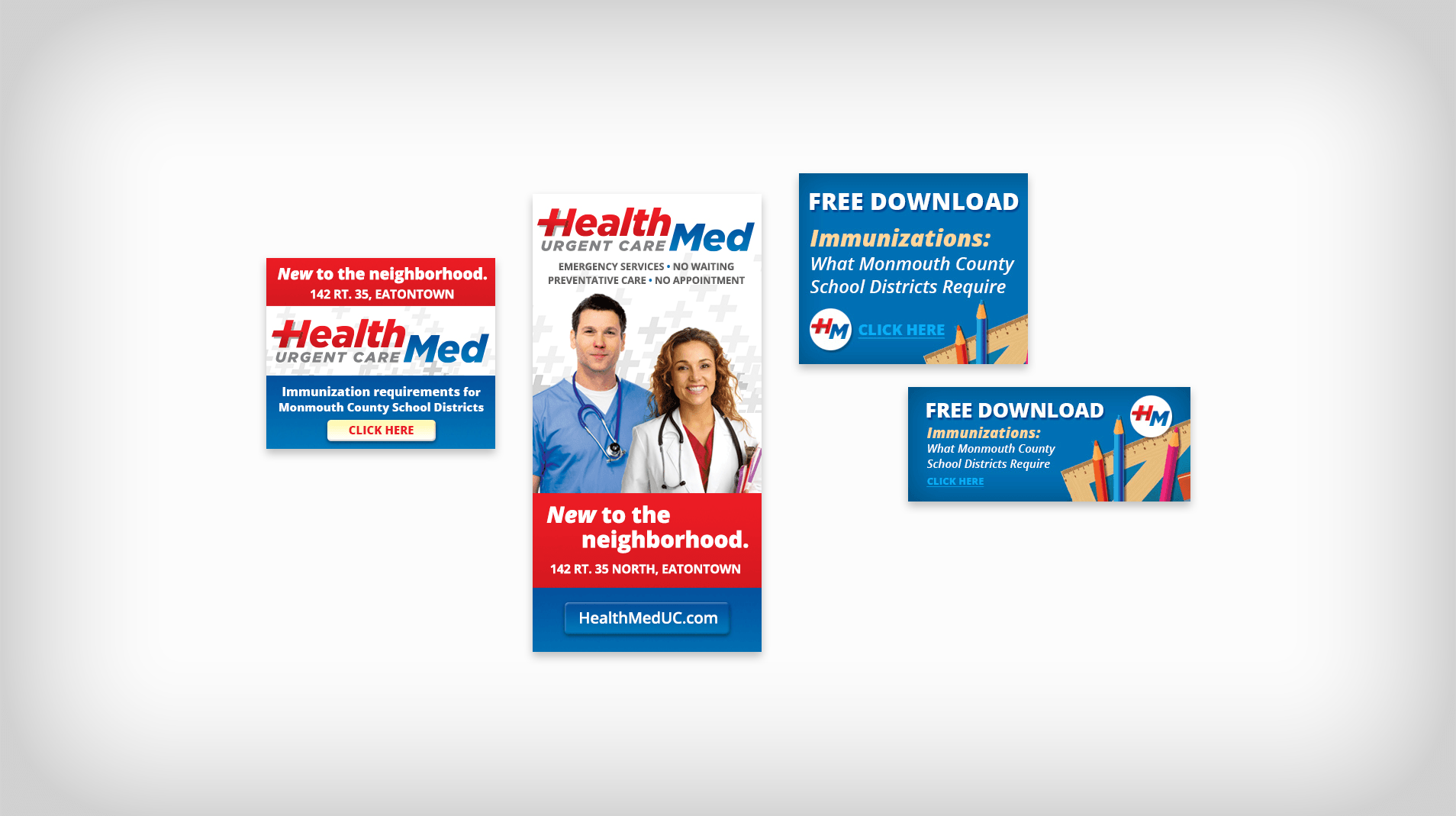 Healthcare Banner Advertising