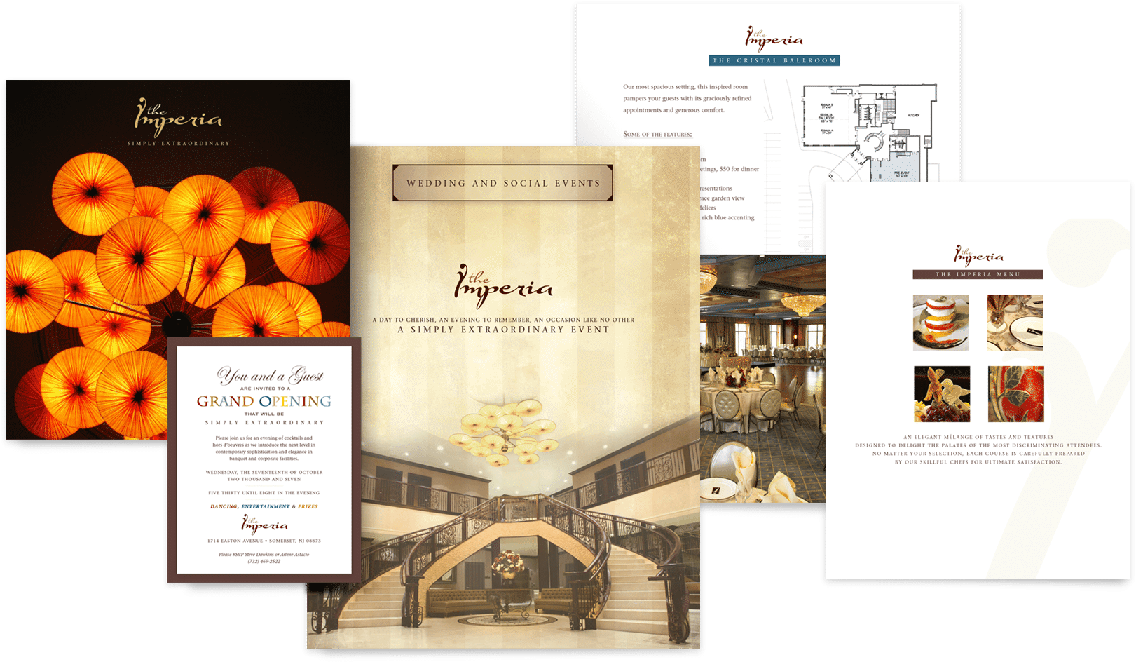 Branding Company NJ example of collateral design