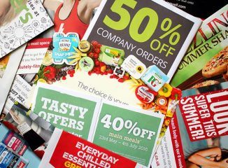 conventional direct mail samples