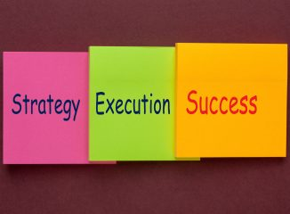 Cornerstone Program success involves multiple steps. Here are three parts: strategy, execution and success